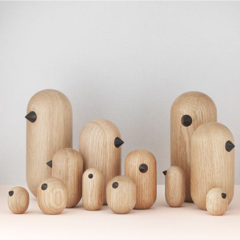 Normann Copenhagen Little Bird 4,5cm Oak