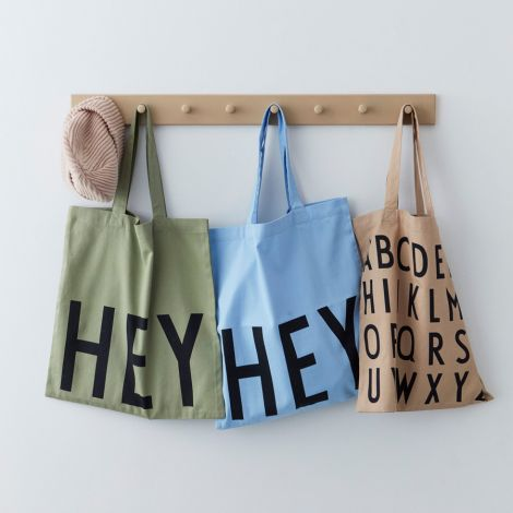 Design Letters Tasche Hey Black