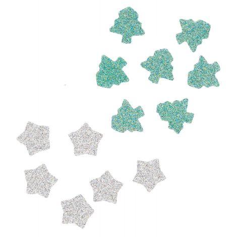Spiegelburg Badekonfetti Weihnachtszauber für Adventskalender Vanille