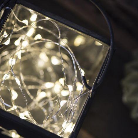 IB LAURSEN Lichterkette 40 LED-Lichter Outdoor