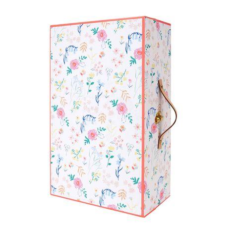 Meri Meri Koffer für Puppenkleider Floral