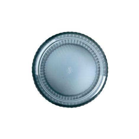 Lyngby Vase Midnight Blue mundgeblasenes Glas 38 cm