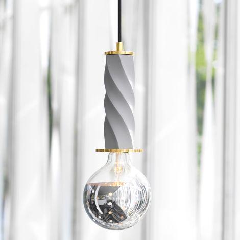 Normann Copenhagen Tivoli Hängeleuchte Bon Metal Grey