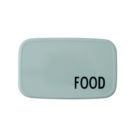 Design Letters Lunchbox Food Green