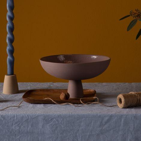 Schneid Studio Dais Schale Lavendel