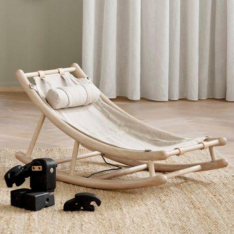 Oliver Furniture Kleinkindwippe Wood Eiche/Natur