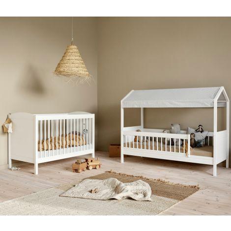 Oliver Furniture Seaside Lille+ Geschwisterset Ergänzung für Lille+ Baby- und Kinderbett Basic