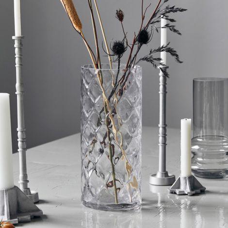 House Doctor Vase Bubble Klar 30 cm