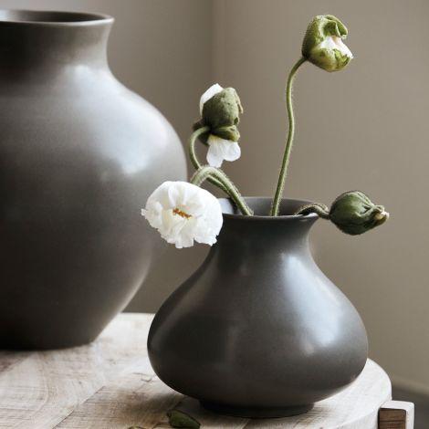House Doctor Vase Santa Fe Muschelschlamm 23 cm