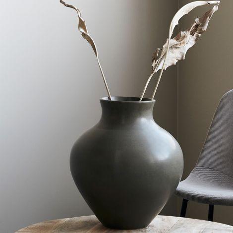 House Doctor Vase Santa Fe Muschelschlamm 41 cm