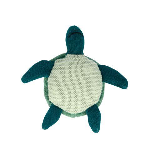 Meri Meri Baby-Rassel Schildkröte