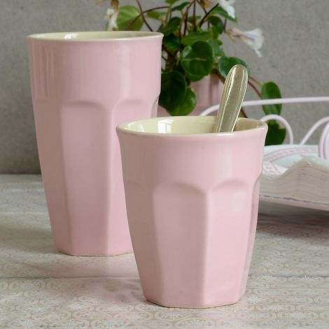 IB LAURSEN Latte-Becher Mynte English Rose