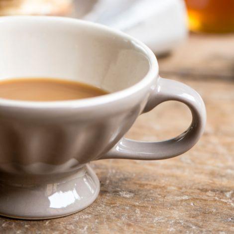 IB LAURSEN Große Tasse Milky Brown •