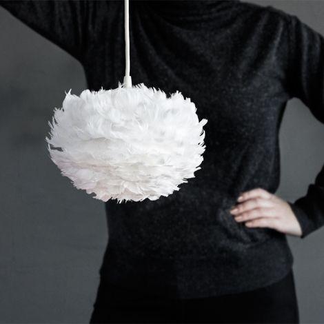 UMAGE - VITA copenhagen Aufhängung Deckenlampe Cord Set White