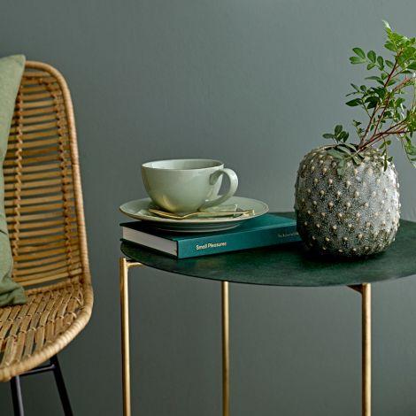 Bloomingville Vase Green •