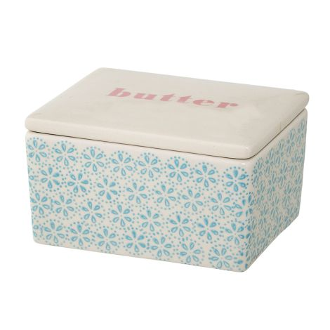 Bloomingville Butter Box Patrizia Blue