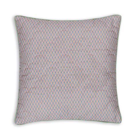 PIP Studio Zierkissen Little Swan Quilted Grey 45x45
