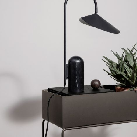 ferm LIVING Ablage für Plant-Box/Multi-Box Black •