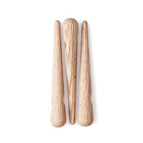 Normann Copenhagen Timber Untersetzer Oak •