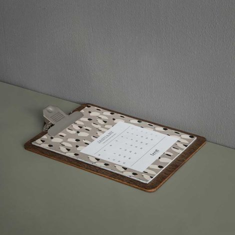 ferm LIVING Clipboard A4
