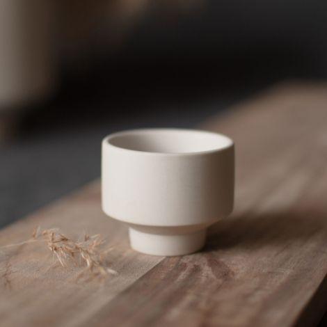 Storefactory Teelichthalter/kleine Schale Kiaby Beige