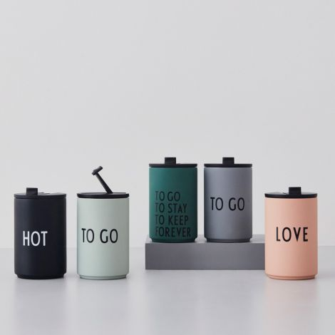 Design Letters Thermobecher To Go Green