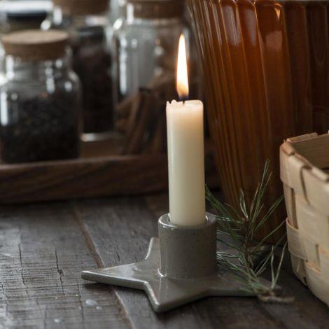 IB LAURSEN Kerzenhalter für Stabkerze Stern