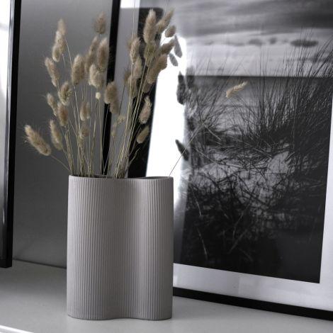 Storefactory Vase Bunn Light Grey Keramik