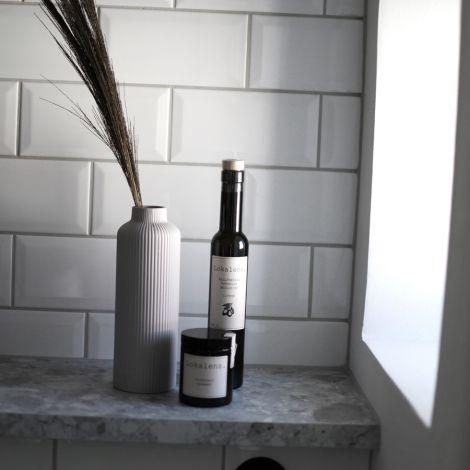 Storefactory Vase Ådala Light Grey Keramik