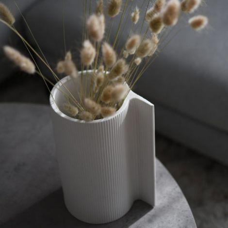 Storefactory Vase Vassunds White