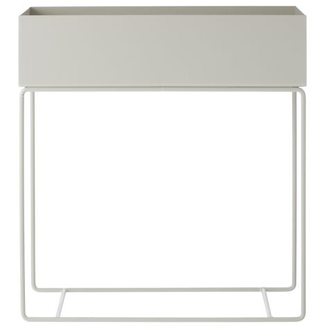 ferm LIVING Plant-Box/Multi-Box Light Grey