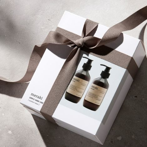 Meraki Geschenkbox Northern Dawn Handseife & Handlotion