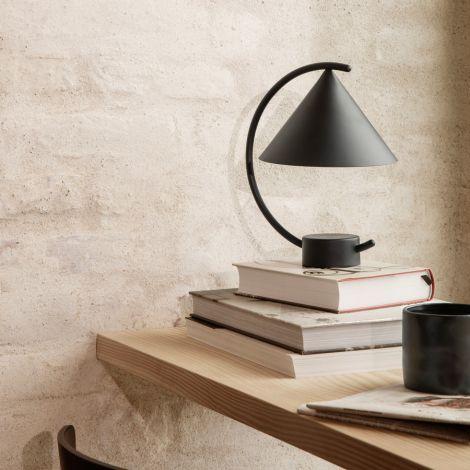ferm LIVING Lampe Meridian Black