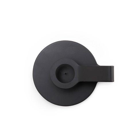 Normann Copenhagen Nocto Kerzenständer Black