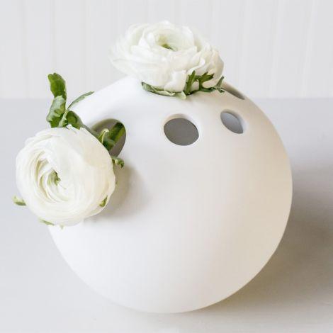 Storefactory Vase Hult White