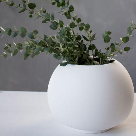 Storefactory Vase Storhaga White
