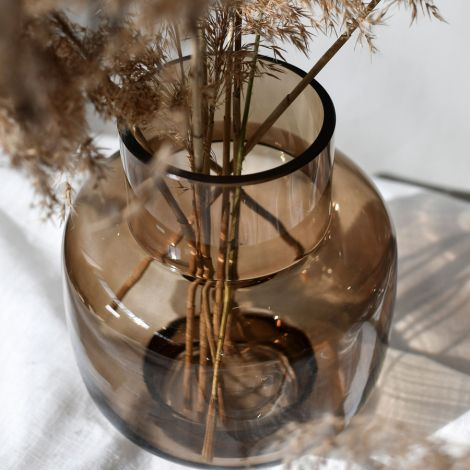 Storefactory Vase Aspliden gefärbtes Glas Large