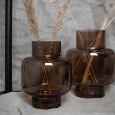 Storefactory Vase Aspliden gefärbtes Glas Small