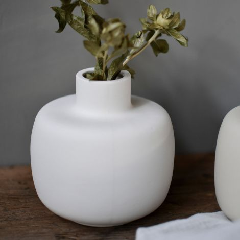Storefactory Vase Medskog White