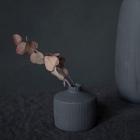 Storefactory Vase Berga Dark Grey