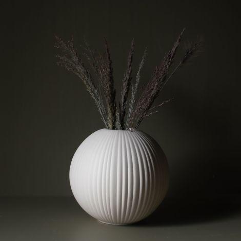 Storefactory Vase Vena Large Beige
