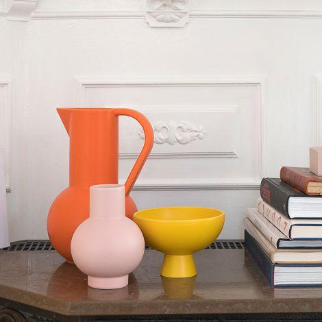 raawii Vase Strøm 16 cm Coral Blush