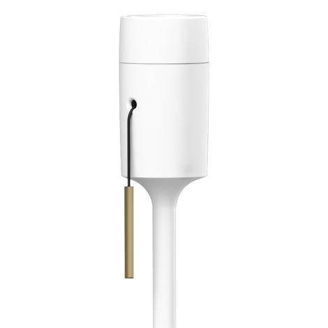 UMAGE - VITA copenhagen Lampenfuß Champagne White