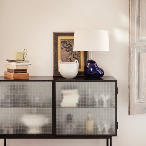 ferm LIVING Sideboard Haze Black