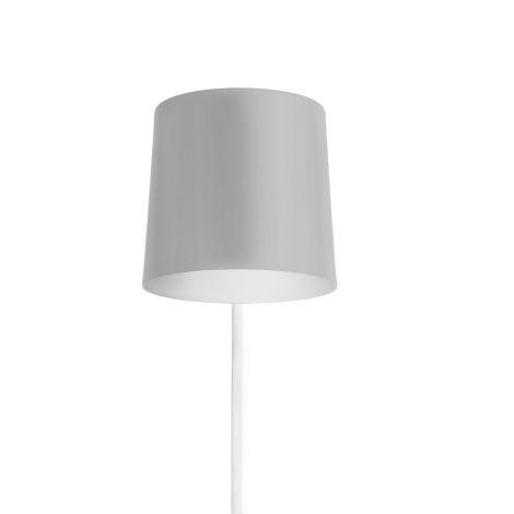 Normann Copenhagen Rise Wandlampe Grey