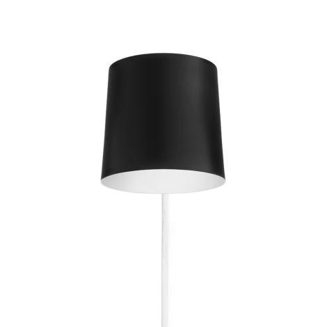 Normann Copenhagen Rise Wandlampe Black