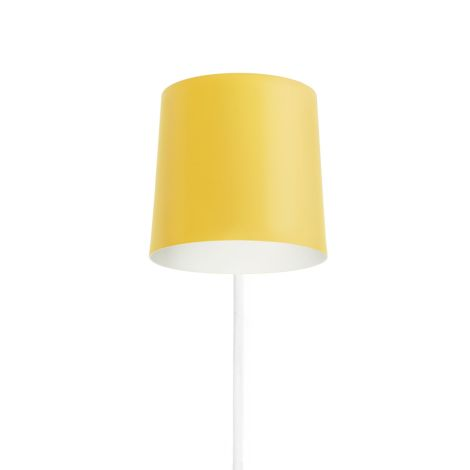 Normann Copenhagen Rise Wandlampe Yellow