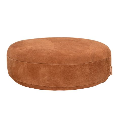 Bloomingville Pouf Time Brown •