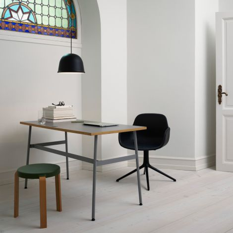 Normann Copenhagen Local Deckenlampe Black