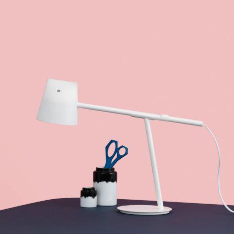 Normann Copenhagen Momento Tischlampe White •